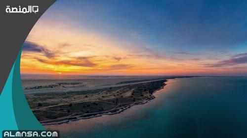 ماهو اول ميناء بحري في السعودية