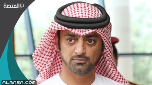 من هو الشيخ عمار بن حميد النعيمي