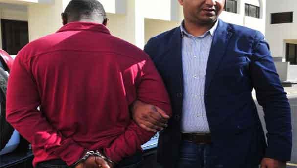 اعتقال كاميروني ضبط يسرق شقة بمراكش