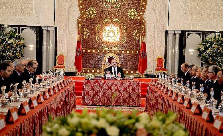 الملك محمد السادس ينهي شهر رمضان بترؤس مجلس وزاري وتعيين ولاة وعمال جدد