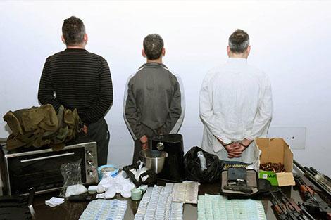 السلطات الإسبانية تفككك شبكة لتهريب الكوكايين من كولومبيا