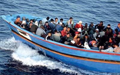 مغاربة الريف يفرون عبر قوارب الموت من أجل الارتماء في أحضان أوروبا