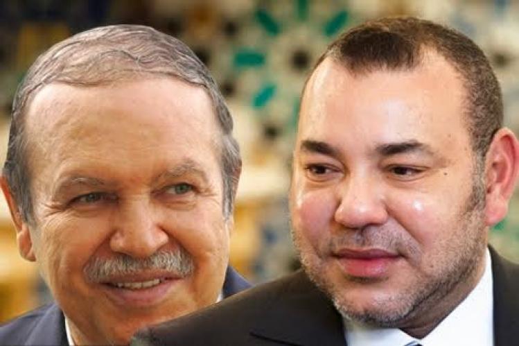 بوتفليقة يبعث ببرقية تهنئة للملك محمد السادس بمناسبة عيد الفطر