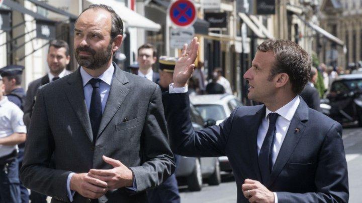 الرئيس الفرنسي يعلن تشكيل الحكومة الجديدة