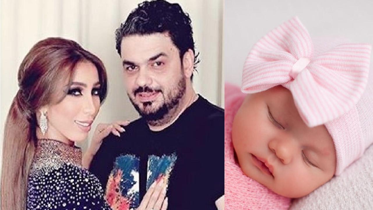 """الفنانة المغربية دنيا بطمة تضع مولودتها """"غزل"""""""
