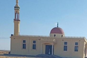 <center> افتتاح (5) مساجد جديدة </br> الجمعة 7 / 5 /2021م </center>