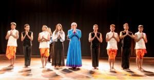 """El Festival de las Artes Luminaria 2013 contó con la presencia de la danza India """"Astad Deboo"""""""