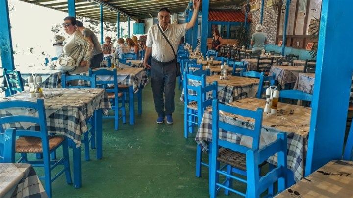 Taverna Potami Samos