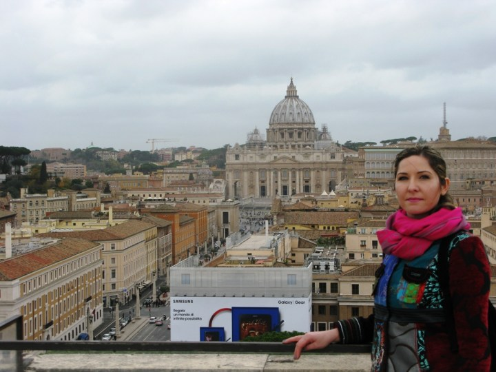 City-break-Roma