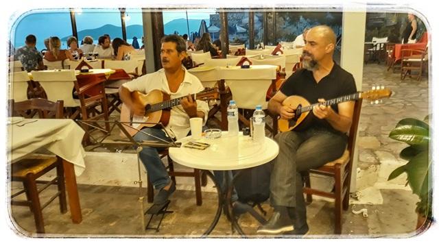 Seară grecească în Samos