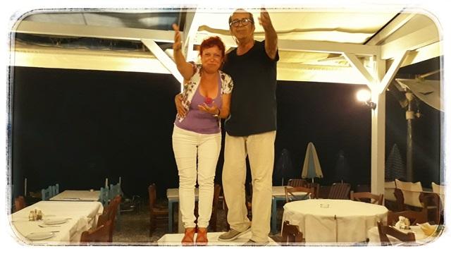 Taverna Tarsanas Samos