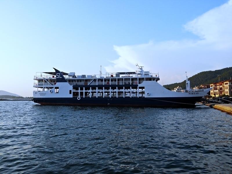 Ferry-boat Nireas Corfu