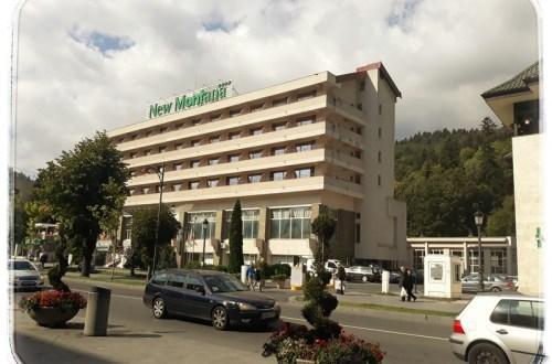 Cazare în Sinaia la Hotel New Montana