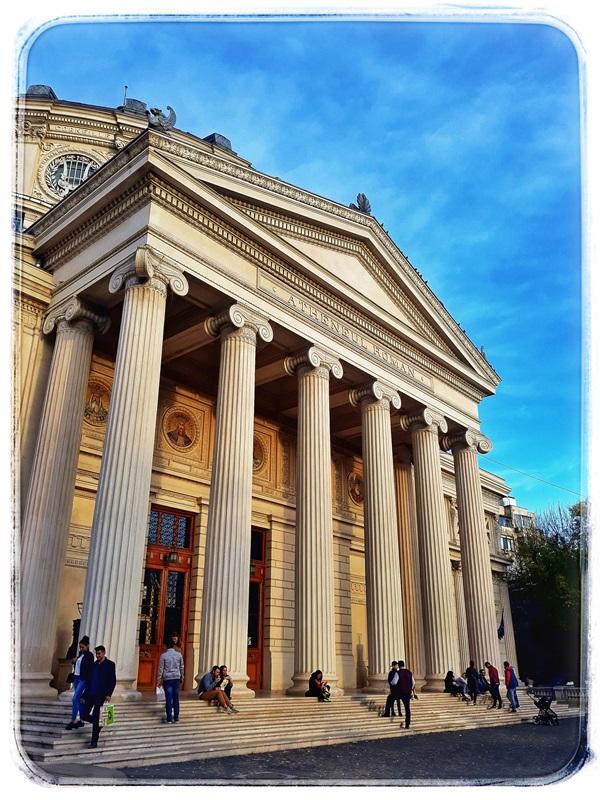 București Atheneul Roman