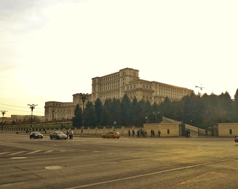 București Palatul Parlamentului