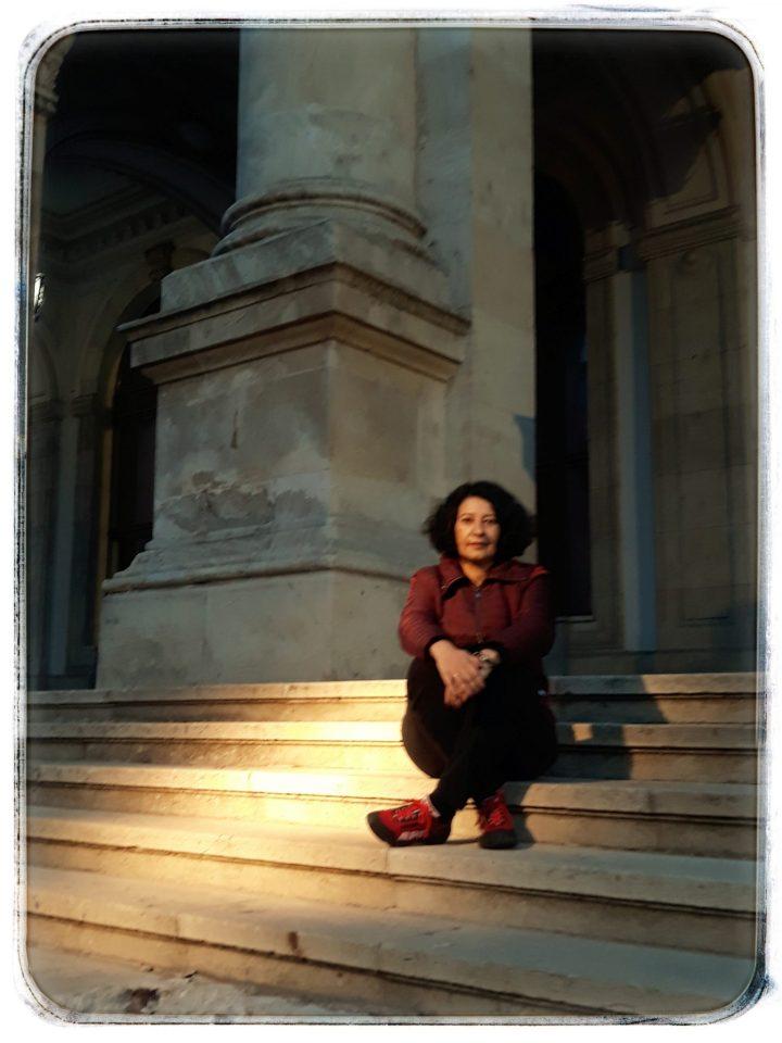 Lumină perfectă la Muzeul Național de Istorie București