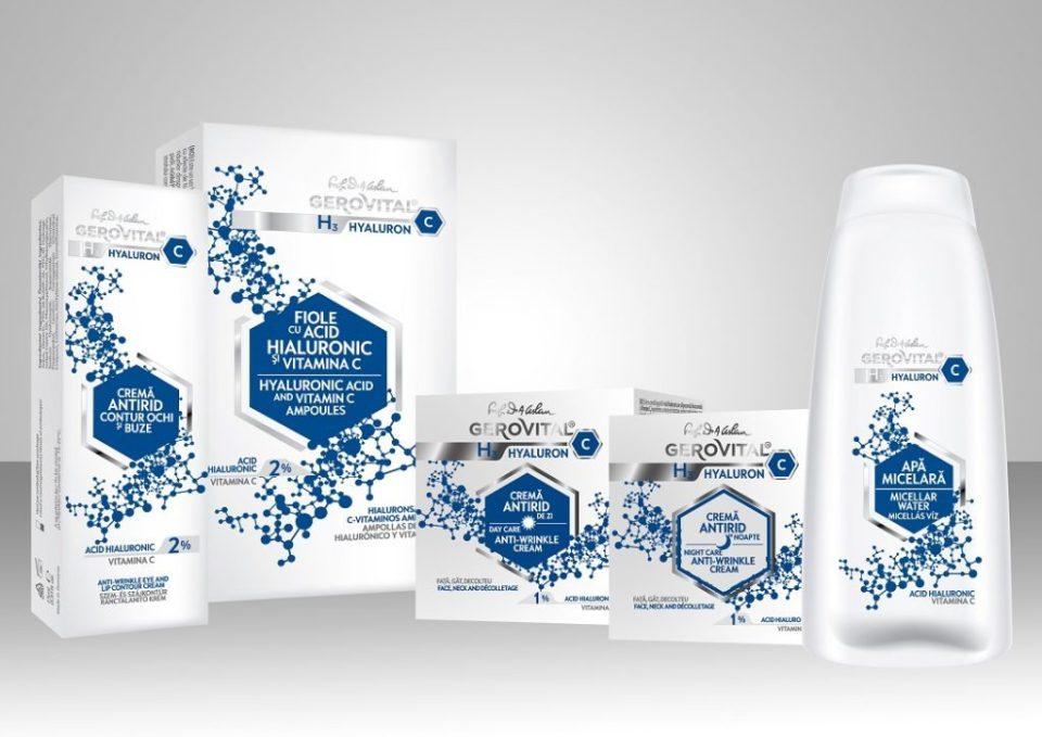 produse Farmec pentru îngrijirea tenului