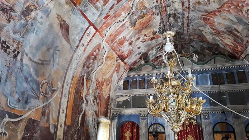 Mănăstirea Theoktistis Ikaria