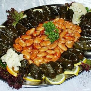 dieta grecească platou vegan