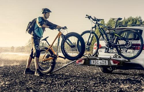 suport bicicleta pentru mașini