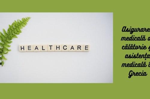 asigurarea medicală de călătorie