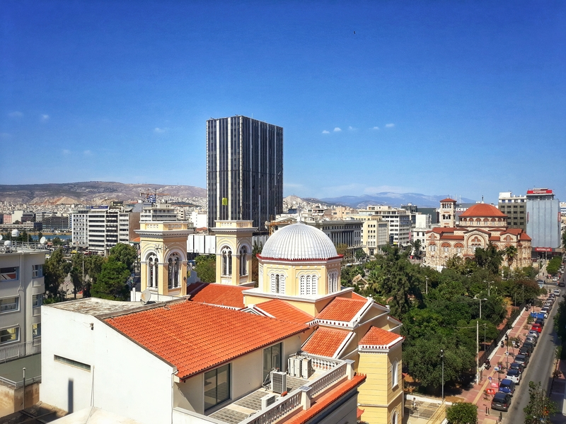 pireu vedere hotel Piraeus City Hotel