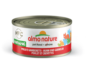 HFC Natural Pollo e gamberetti