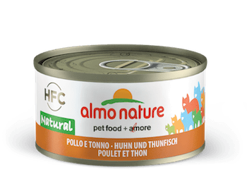 HFC Natural Chicken and tuna