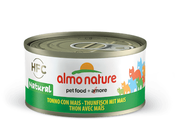 HFC Natural Tonno con mais