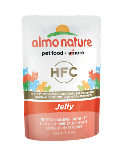 HFC Jelly Filet de saumon