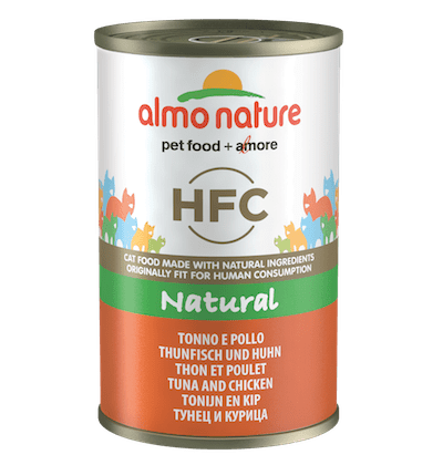 HFC Natural Tuna and chicken
