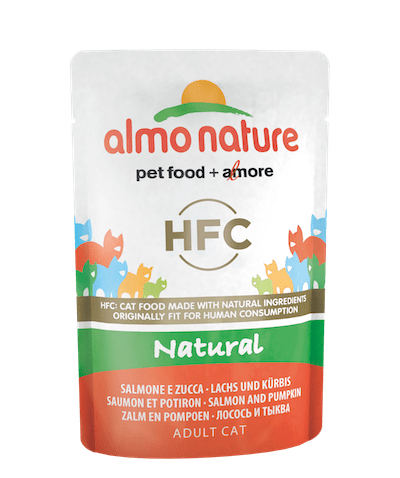 HFC Natural Saumon et potiron