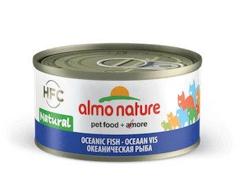 HFC Natural Oceanic fish