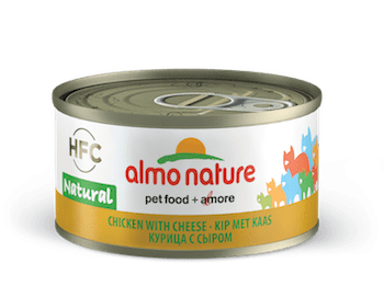 HFC Natural Chicken with cheese