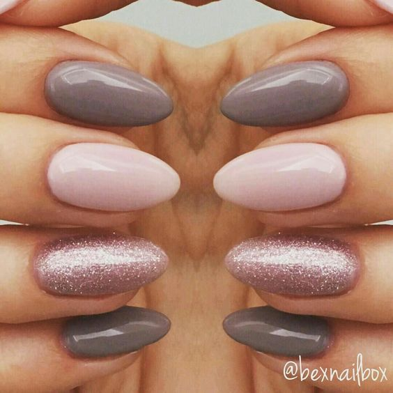 Gorgeous Glitter Design