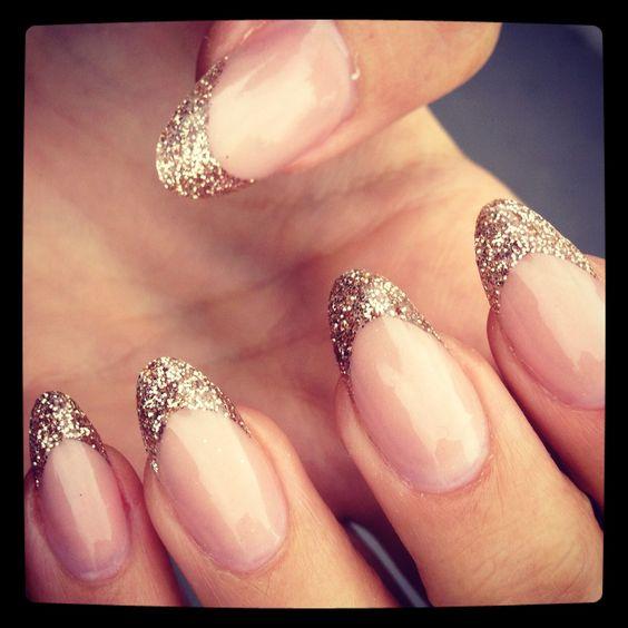 Glittered Design