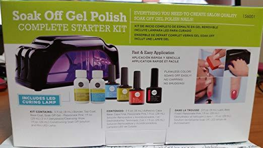 Gel Nail Starter Kit