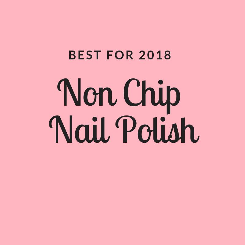 Non Chip Polish Article