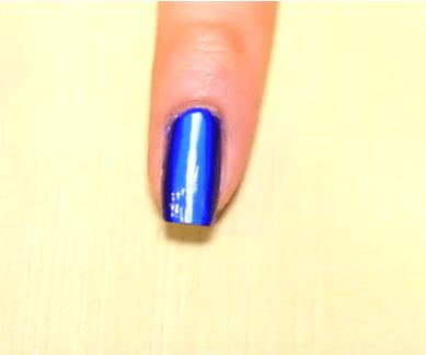 Ombre Illusion Nail Art Design