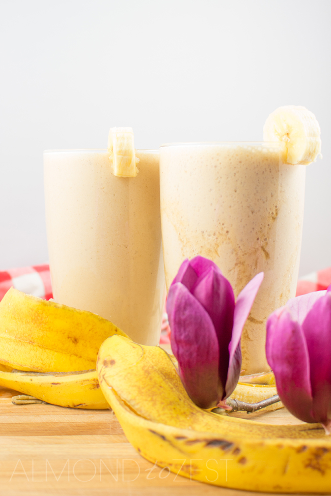 Cinnamon Twist Smoothie - Super simple, quick, and easy - I have one each morning for breakfast on the run! Healthy, gluten-free and tastes simply amazing!!