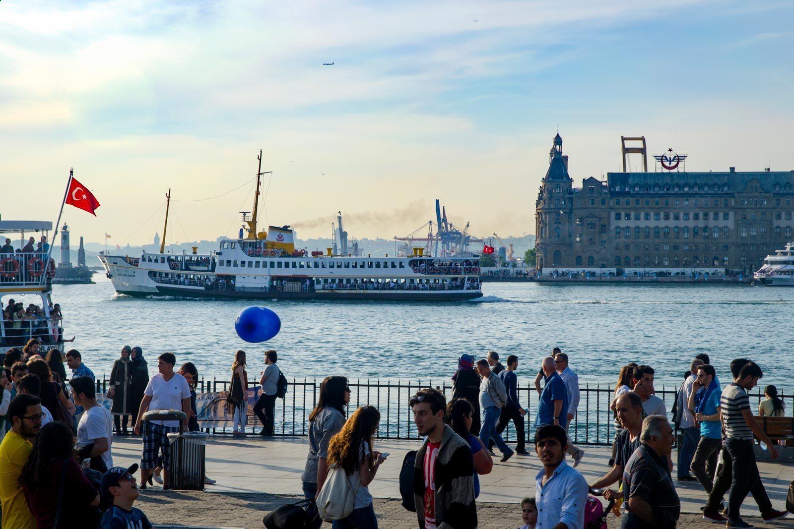 افضل اماكن السكن في اسطنبول المسافرون