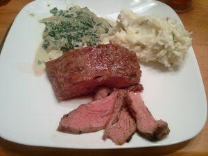 grassfed steak
