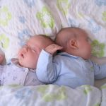Being a Crunchy Mom to Twins