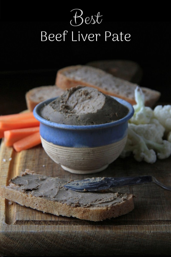Best Beef Liver Pate
