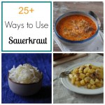 25+ Ways to Use Sauerkraut