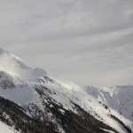 Winter Hike up McKirdy Mountain, Valemount, Canada