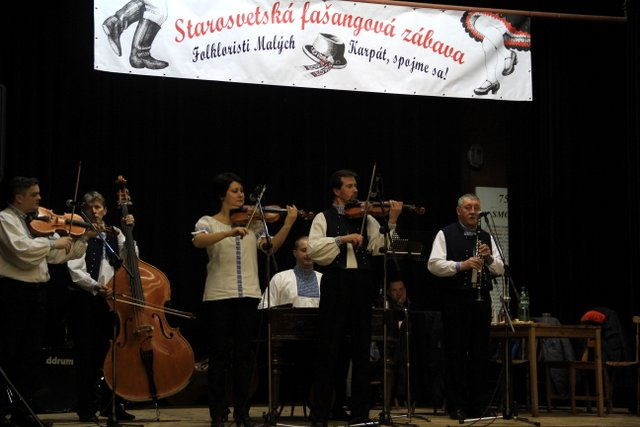 Fasiangy: Slovak Carnival is time to party