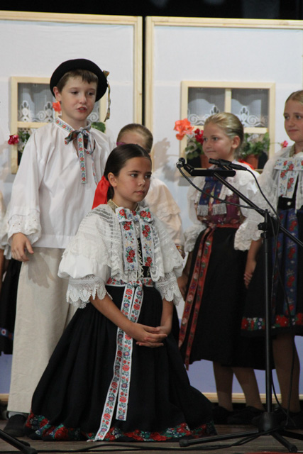 Traditional Slovak costumes - Almost Bananas blog