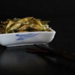 Fermented Ramsons Flower Buds