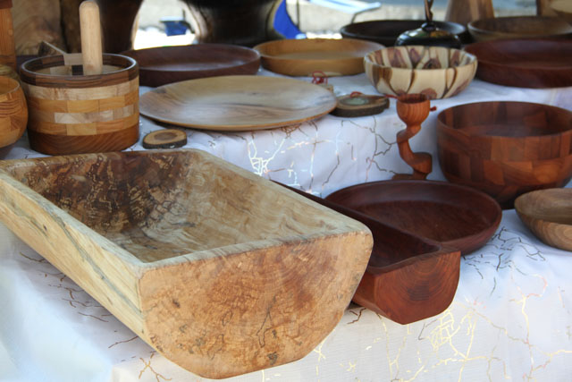 wooden goods for sale